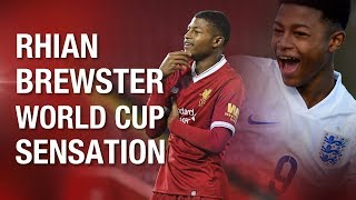 Download Everything you need to know about Liverpool's teenage striker Rhian Brewster Video