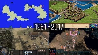 Download Evolution of Real Time Strategy (RTS) games from 1981 to 2017 Video