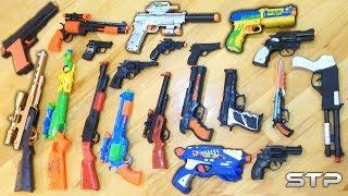 Download Toy Guns Collection! My Massive Toy Weapon Arsenal - What's in the box? Video