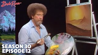 Download Bob Ross - Evening's Glow (Season 30 Episode 12) Video