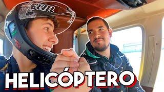 Download LANZANDO A JUCA DE UN HELICÓPTERO POR PRIMERA VEZ / Juanparacaidas Video