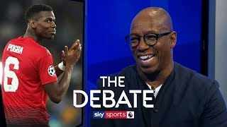 Download How far will Man United go in the Champions League? | The Debate | Wright & Bellamy Video