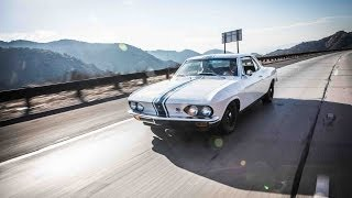 Download 1966 Chevrolet Corvair Yenko Stinger - Jay Leno's Garage Video