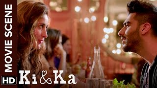 Download Arjun's way of romance | Ki & Ka | Arjun Kapoor, Kareena Kapoor | Movie Scene Video