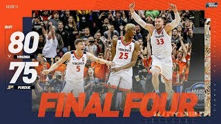 Download Virginia vs. Purdue: Elite 8 NCAA tournament highlights Video