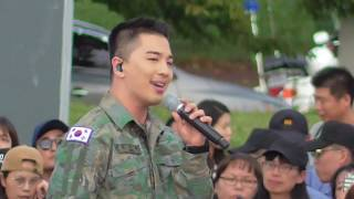 Download 181009 TAEYANG(태양), RINGALINGA/눈 코 입(Eyes.Nose.Lips) @ JISANGGUN FESTIVAL(마지막날ㅠㅠ) Video