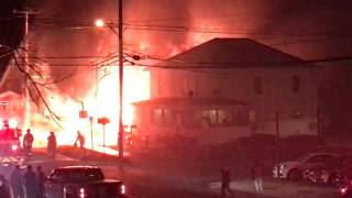 Download House Fire on East Orvis Street 11-10-2016 Video