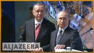 Download 🇹🇷🇷🇺Russia, Turkey complete major phase of TurkStream gas pipeline | Al Jazeera English Video