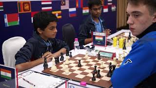 Download Nihal Sarin's excellent defence in rook endgame! Video