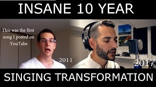 Download INCREDIBLE Singing Transformation Video Video