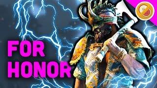 Download UNLEASHING THOR AS BERSERKER! - For Honor Gameplay Video