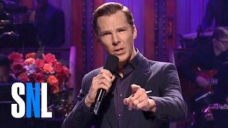 Download Benedict Cumberbatch Monologue - SNL Video