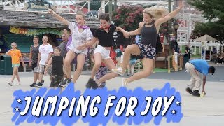Download Jumping for Joy (WK 396.5)   Bratayley Video