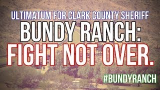 Download Bundy: Fight Not Over until Sheriff Meeting Video
