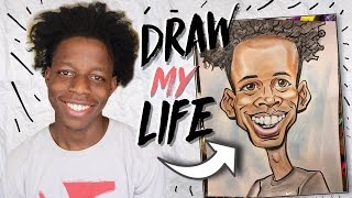 Download Draw My Life | ChristianAdamG Video