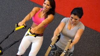 Download MICHELLE LEWIN Workout: Back Blaster With My Mother Video
