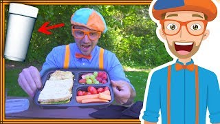Download Detective Blippi Video for Children | Police Videos for Kids Video
