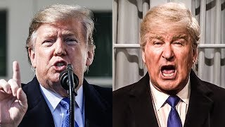 Download Trump Wants SNL Investigated For Being Mean To Him Video