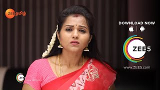 Download Poove Poochoodava - Indian Tamil Story - Episode 299 - Zee Tamil TV Serial - Best Scene Video