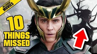Download THOR: RAGNAROK Trailer - Things Missed, Easter Eggs & Infinity Stones Video