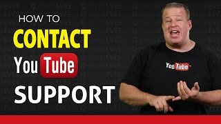 Download How to Contact YouTube Support - 2016 Video