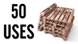 Download 50 Amazing Uses for Wood Pallets Video