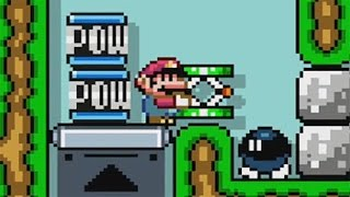 Download Super Mario Maker - Amazing Puzzle Kaizo Level by Breakfast Video