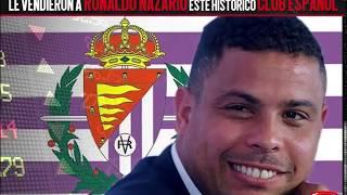 Download La verdadera razón de por qué le vendieron a Ronaldo Nazario este Histórico Club Españo Video