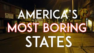 Download The 10 MOST BORING STATES in AMERICA Video