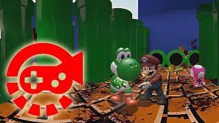 Download 360° Video - Super Mario Bros Survival Video