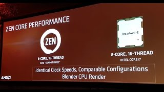 Download AMD ZEN Performance Demo Video