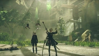 Download Nier: Automata Official Arsenal of Elegant Destruction Trailer Video