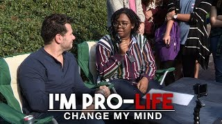 Download REAL CONVERSATIONS: I'm Pro-Life (2nd Edition) | Change My Mind Video