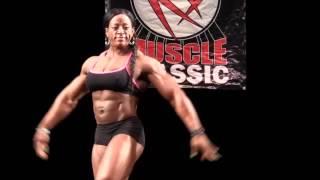 Download Monique Jones guest posing 2013 Video