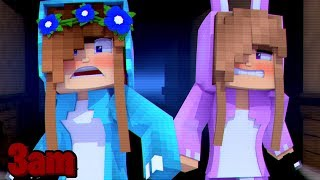 Download DO NOT ROAM THE HALLS AT 3:00 AM! (Minecraft Little Carly). Video