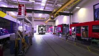 Download Siemens Amtrak City Sprinters Video