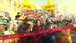 Download Entire 2015 Macy's Thanksgiving Day Parade Video
