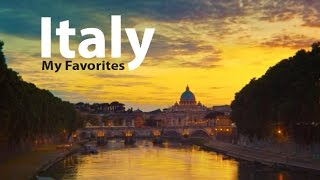 Download Italy Top Places to Visit and Photograph, 4K Ultra HD Video