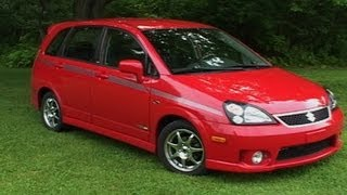 Download 2002-2007 Suzuki Aerio Pre-Owned Vehicle Review - WheelsTV Video