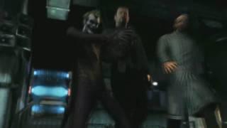Download Batman: Arkham Asylum Story & Gameplay Trailer HD (PS3, 360 & PC) Video