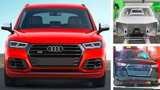 Download Audi Q5 (2017) Everything you expect, in a better package [YOUCAR] Video