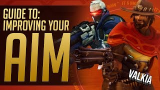 Download Quick Guide: How to Get Better Aim / Accuracy in Overwatch || Valkia Video