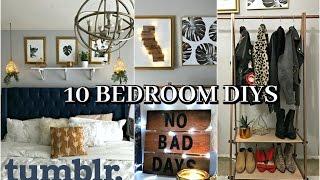 Download 10 DIYS Room Decor 2017 Tumblr for Organization and Trendy Decor Video