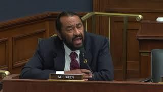 Download Rep. Al Green Questions HUD Secretary Ben Carson Video