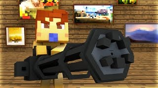 Download Minecraft - WHO'S YOUR DADDY? - BABY BLOWS UP THE HOUSE! Video
