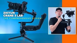 Download NEW king of Stabilizers? ZHIYUN CRANE 3 LAB, comprehensive REVIEW + setup tutorial Video