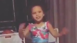 Download Riley Curry Dances to Drake's 'One Dance' Video