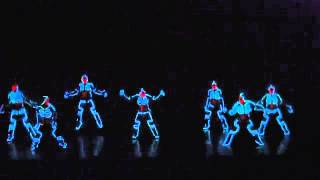 Download La Mejor Coreografía:Tron Styled Video