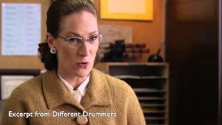 Download Colleen Carey describes her role as the antagonist in Different Drummers Video