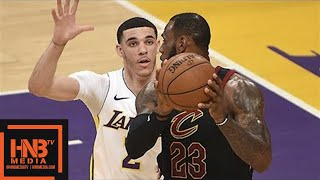 Download Cleveland Cavaliers vs Los Angeles Lakers Full Game Highlights / March 11 / 2017-18 NBA Season Video